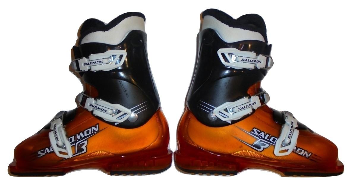 Buty narciarskie SALOMON T3 roz. 24,0 (37,5) Narty i
