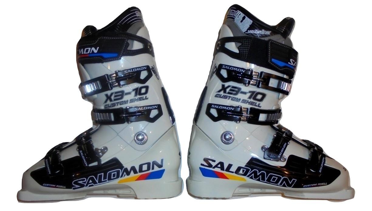 Buty narciarskie SALOMON X3 10 CS 120 27,5 (42,5) Narty i