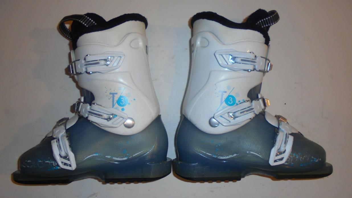 Buty narciarskie SALOMON T3 roz 22,0 (35)