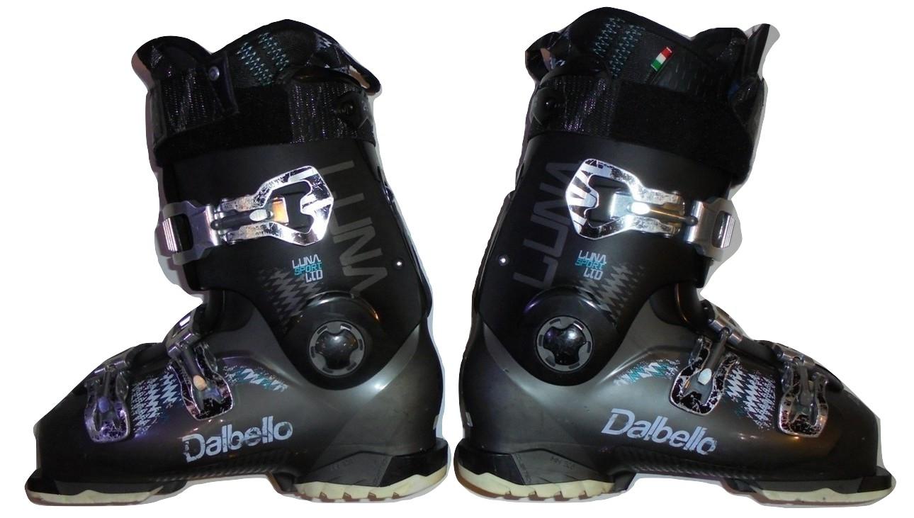 Buty narciarskie SALOMON DIVINE X4 24,5(38) st. BDB Narty