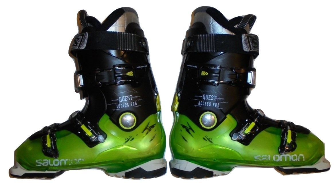 Buty narciarskie SALOMON QUEST ACCES 80 28,0 (43)