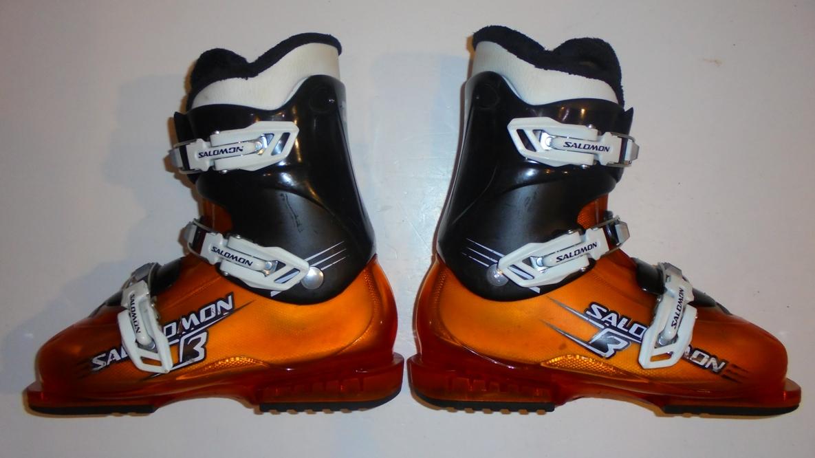 Buty narciarskie SALOMON T3 roz. 24,0 (37,5)