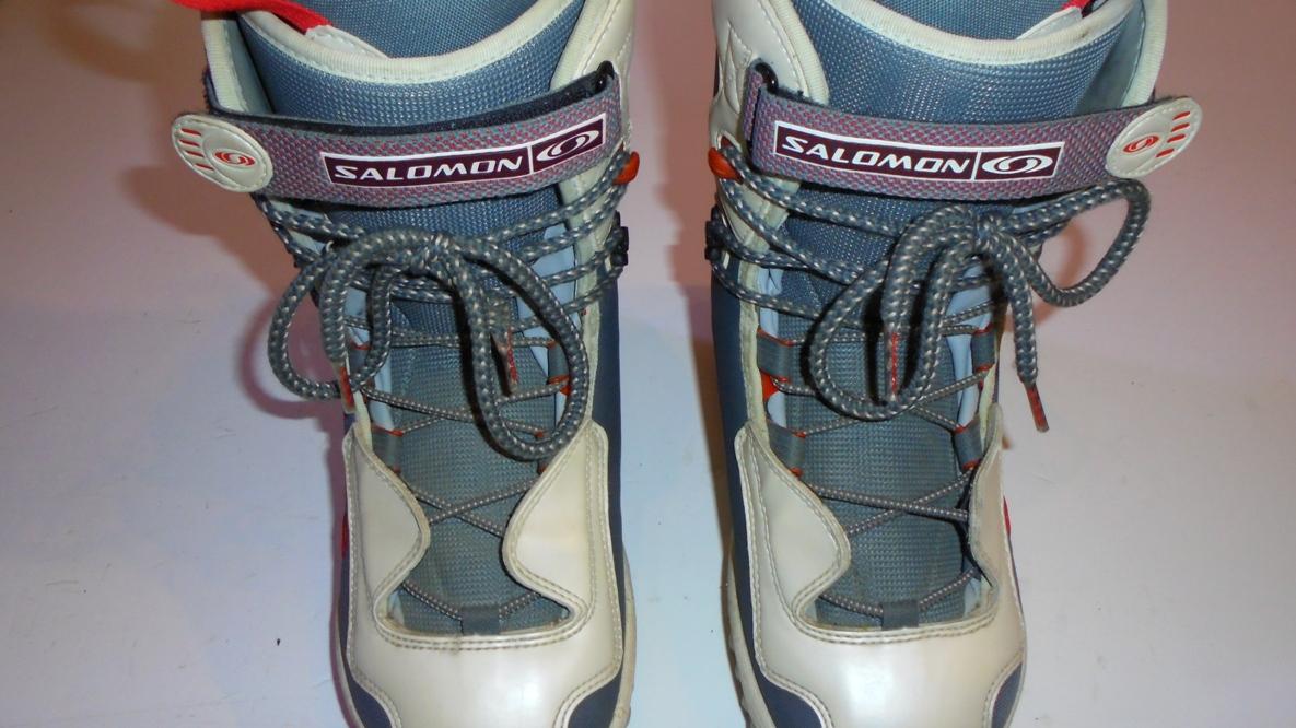 Buty snowboardowe SALOMON IVY roz. 25,5 (39)