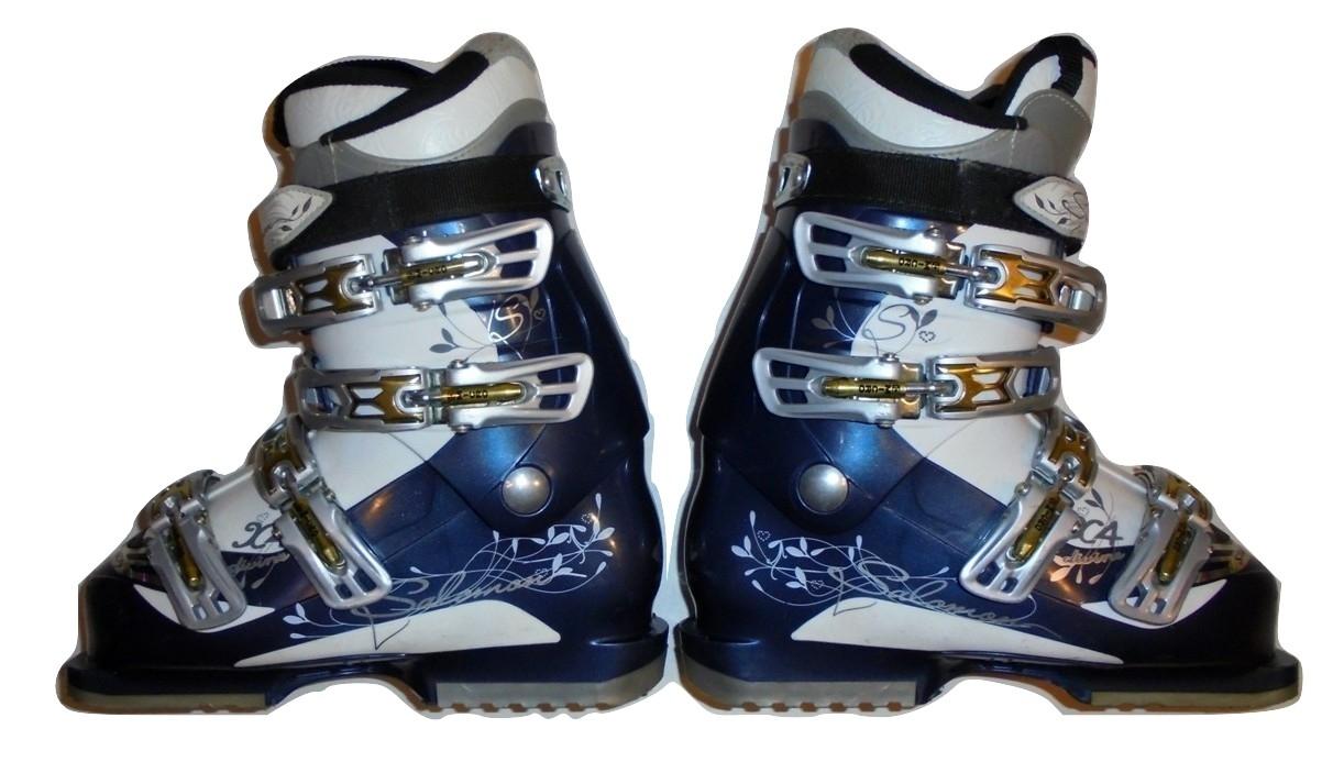 Buty narciarskie SALOMON DIVINE X4 24,5(38) st. BDB
