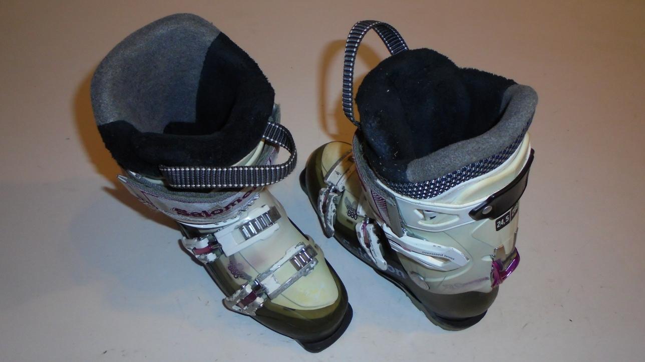 Buty narciarskie SALOMON QUEST 880 W roz 24,5 (38)
